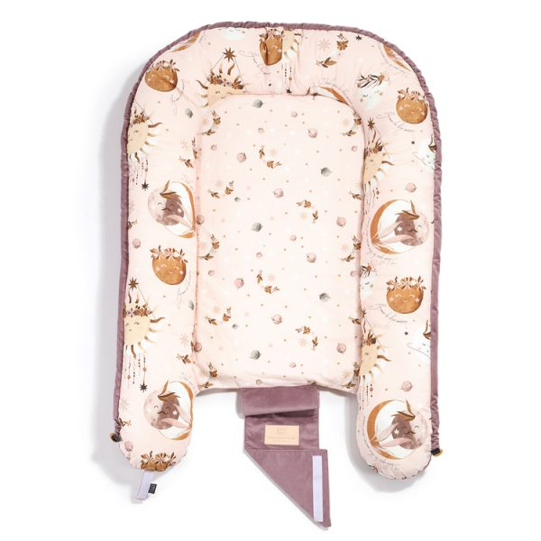 LA MILLOU BABY NEST FLY ME TO THE MOON NUDE – FRENCH LAVENDER