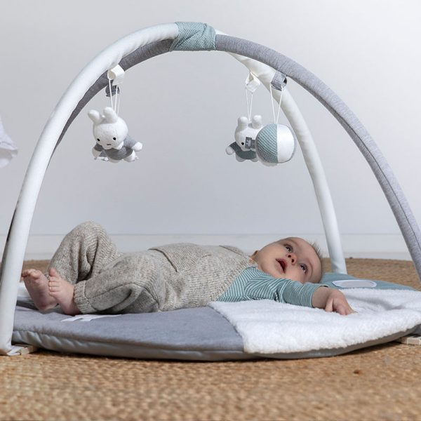 BABY OLIVER Εκπαιδευτικό Γυμναστήριο Miffy Mint