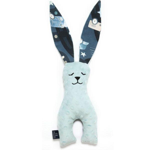 LA MILLOU Small Bunny On the Road - Smoke Mint