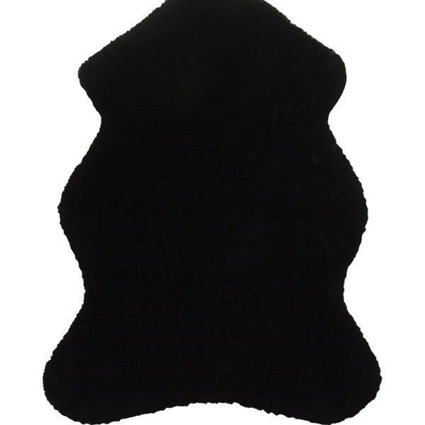 ΧΑΛΙ PUFFY FC9 BLACK NEW ANTISLIP - 160X160  NewPlan
