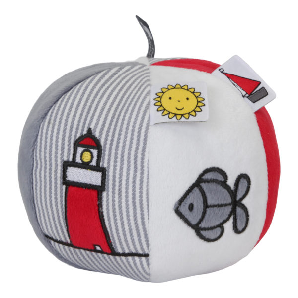 BABY OLIVER Εκπαιδευτική μπάλα miffy Fun at sea