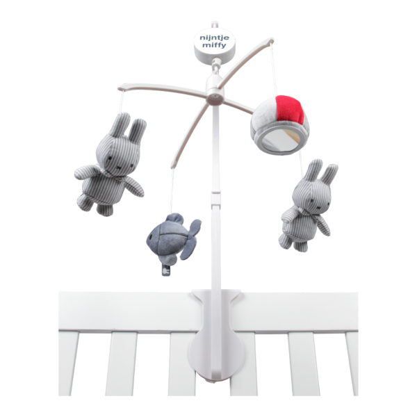 BABY OLIVER Μουσικό Mobile Miffy Mint Fun at sea