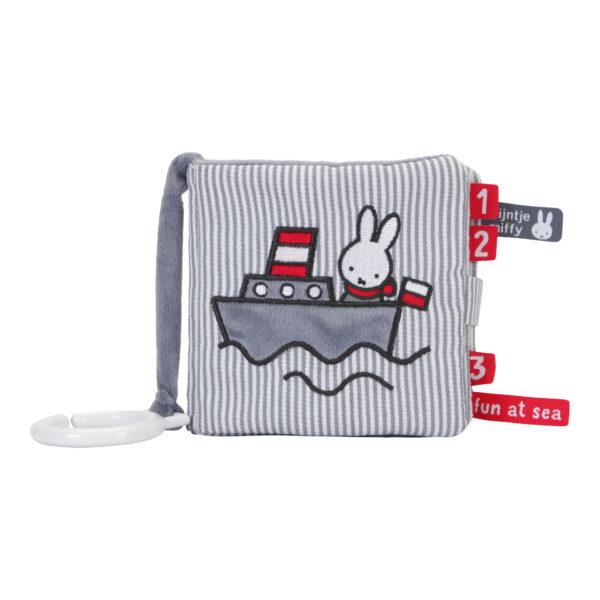 BABY OLIVER Το πρώτο του βιβλίο Miffy Fun at sea