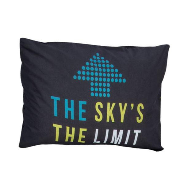 ΠΑΙΔΙΚΗ ΜΑΞΙΛΑΡΟΘΗΚΗ ΣΕΤ 2 ΤΕΜΑΧΙΩΝ 52x72 SKY IS THE LIMIT NEF-NEF