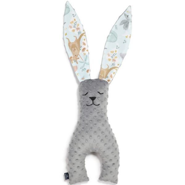 LA MILLOU SMALL BUNNY DUNDEE & FRIENDS BLUE – GREY